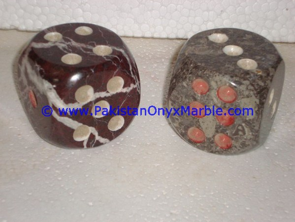 HIGH QUALITY BEST PRICE MARBLE DICES HANDICRAFTS