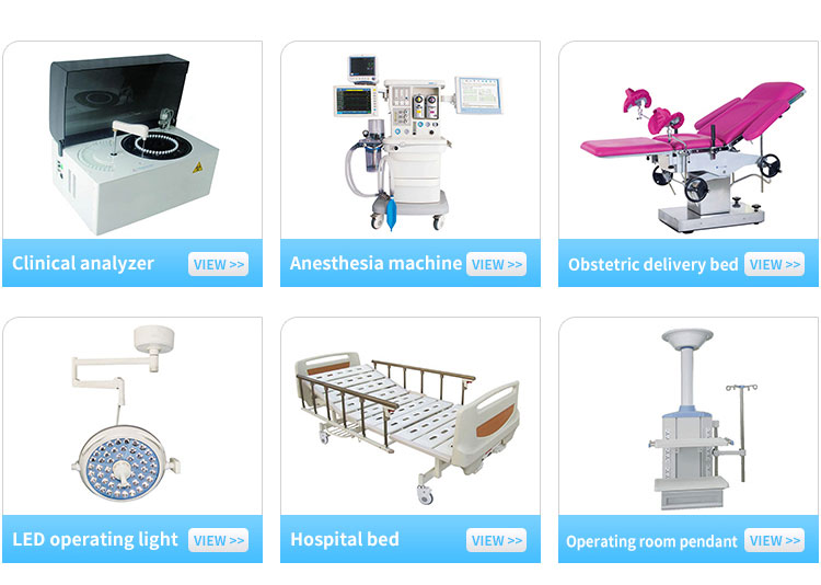 Factory Price adult multifunctional anesthesia machine