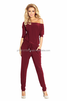 Overall Sporty - dark red - 81-5 - NUMOCO