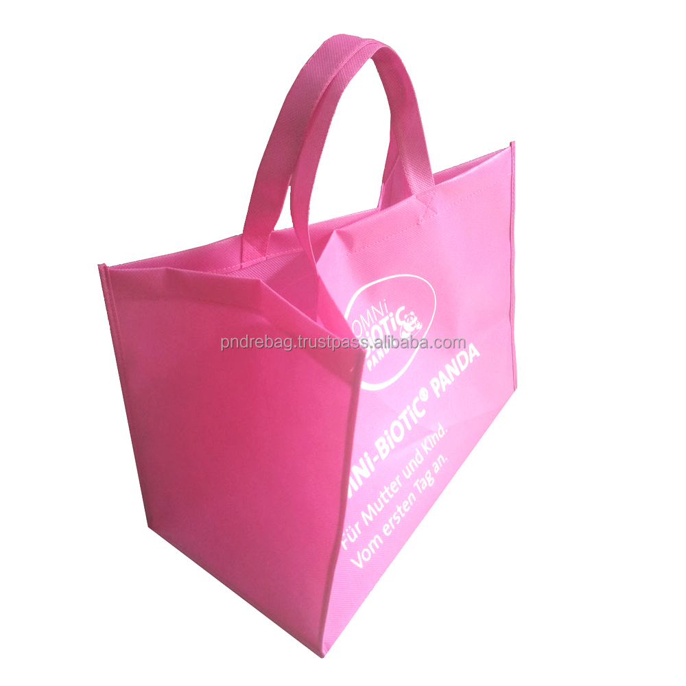 wholesale pp woven cooler shopping trolley foldable bag