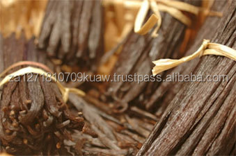 Super Long Premium Bourbon Vanilla Beans from Madagascar/ Organic Vanilla Extract 2X