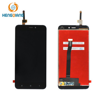 Mobile phone Repair parts LCD replacement for xiaomi redmi note 4X Display with Frame