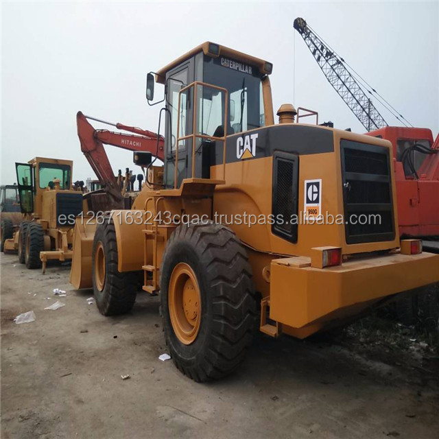 competitive price used caterpillar wheel loader 950G for sale in shanghai