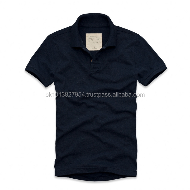 100% Cotton Pique Half Sleeve Polo Shirt