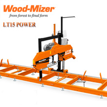 Automotic Mobile Bandsaw Portable Sawmill Woodworking Machinery