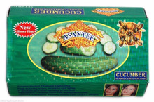 BAR ~ Asantee Cucumber Thai Herbal Soap 125g/4.4oz