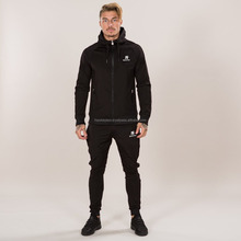 2018 Cheap custom mens slim tracksuit winter tracksuit manufacture by Hawk Eye Co. ( PayPal Accepted )