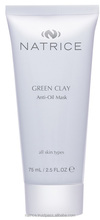 Facial pore cleanser with green clay