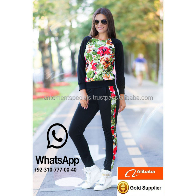 COOL DESIGN THICK High Quality Warm Tracksuits For Women/Branded Tracksuits/Beautiful Tracksuits