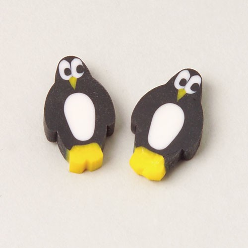 MINI PENGUIN ERASERS (SOLD BY GROSS) #LM160