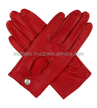 SHEEP LEATHER DRIVING GLOVES FASHION DRESS