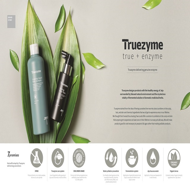 Truezyme products brochure