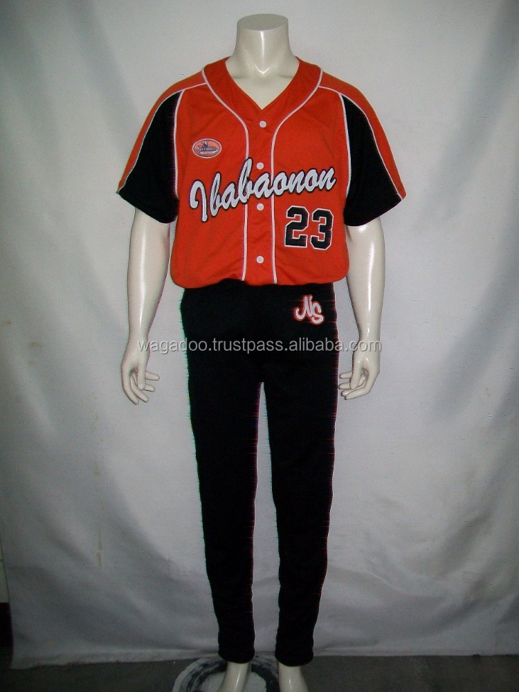 Team Uniforms Custom Logo