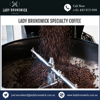 Lady Brunswick Specialty Australian Robusta Coffee