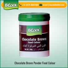 Quality Approved Delicious Brown Food Color/ Chocolate Flavor Powder
