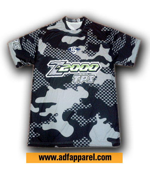 Z2000 Design Sublimation Jersey for Softball Fast pitch