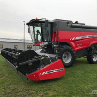COMBINE HARVESTER- MASSEY FERGUSON 7370 for sale