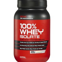 Muscle Gauge Nutrition Pure Isolate Whey Protein