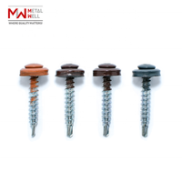 Custom C1022 Sandwich Panel Self Drilling Roofing Screw