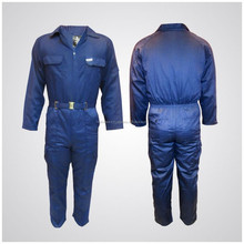 Nomex IIIA Coverall , Work Wear, High Quality Orange Pilot Work Coveralls