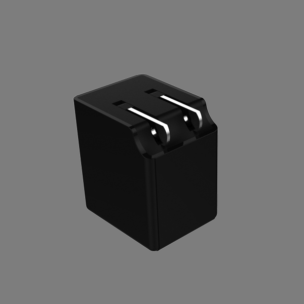 Amazon Hot Selling Dual USB 2.1A Home Wall Charger Adapter Folding US Plug Mobile Phone Wireless Charger for iphone