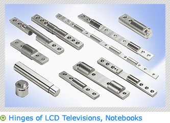 Laptop hinge for F7, laptop lcd hinge for mini, lenovo laptop lcd hinge