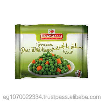 Frozen Vegetables FROM EGYPT highest quailty with best price 0.30$ pack