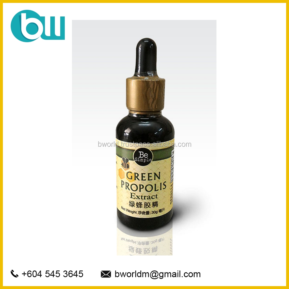 Green Propolis Extract Liquid