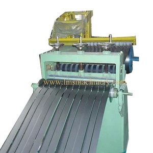 LMS high speed automatic galvanized steel strips slitting machine