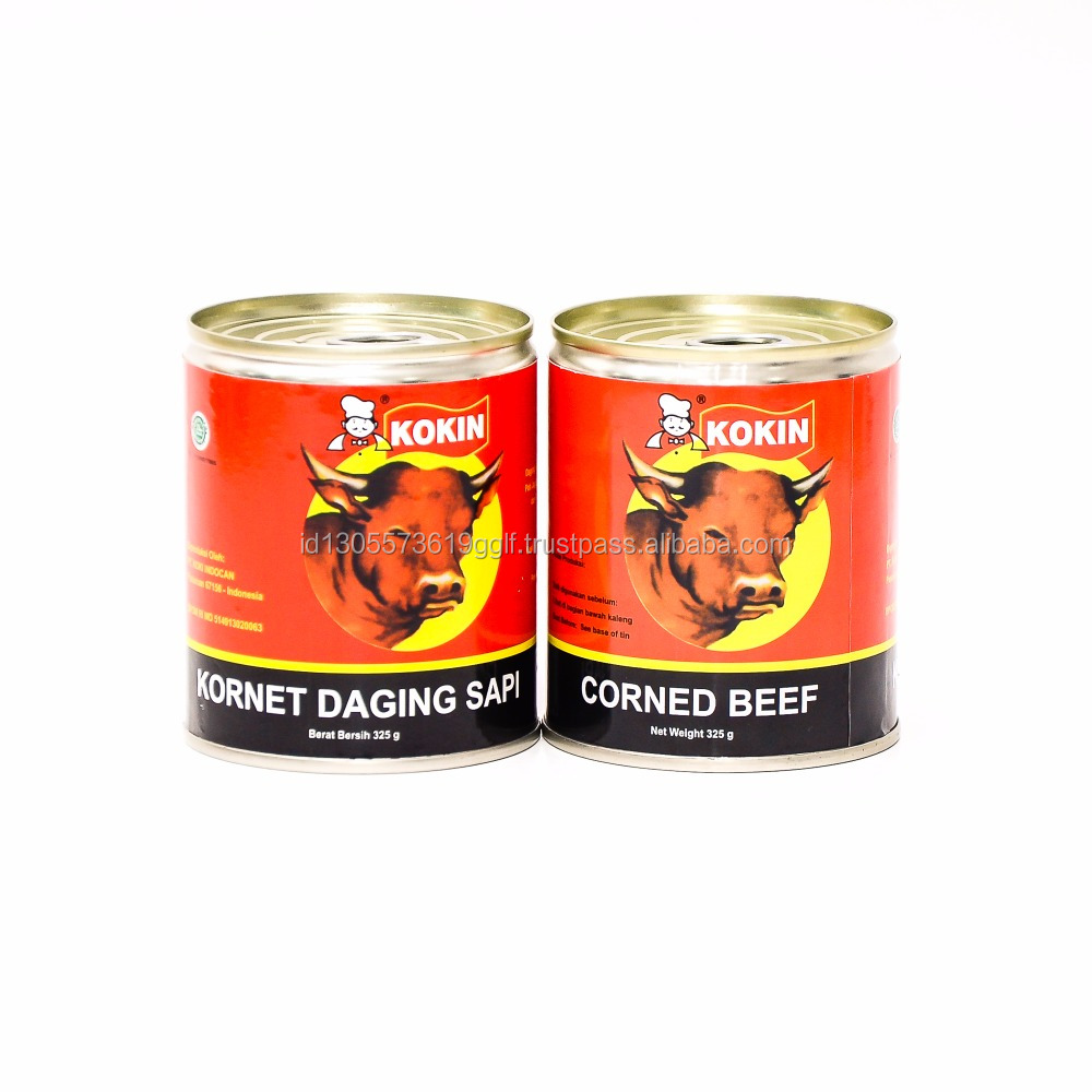 Best Choice Big Sized 100% Halal Canned Corned Beef 325g