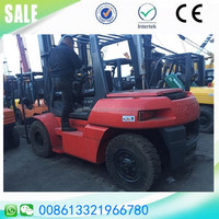 10 ton used japan truck second hand operated forklifts for sale