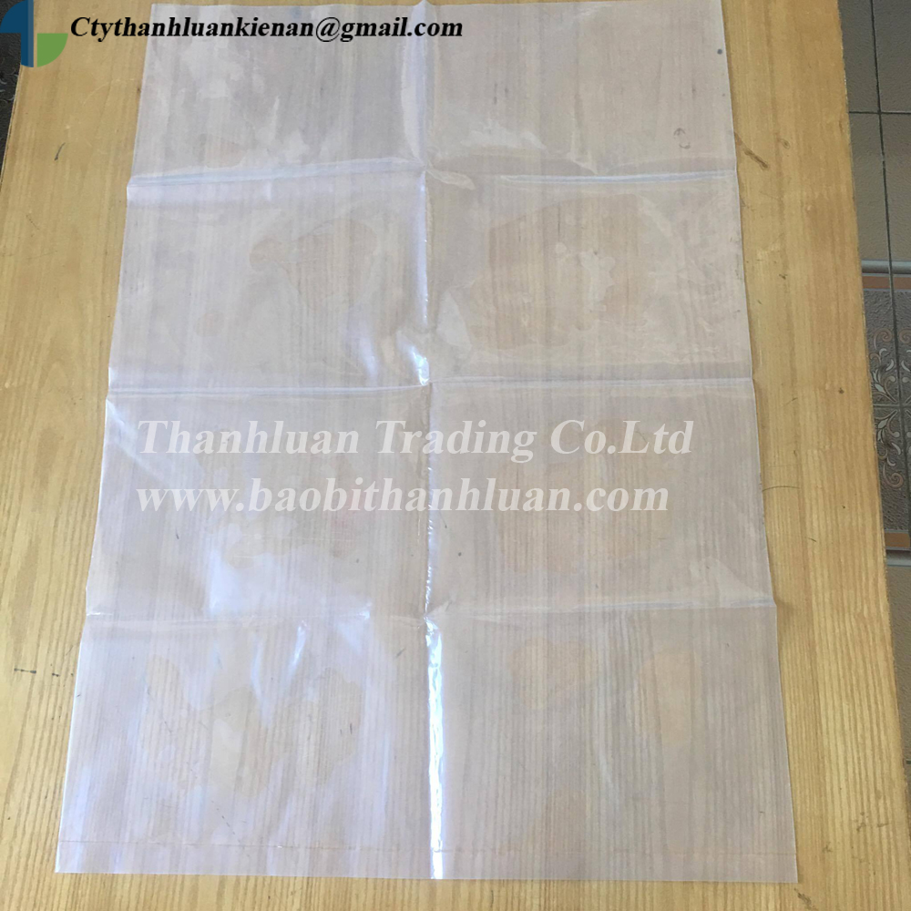 Vietnam manufacturing transparent LDPE heavy duty BEST PRICE plastic bag
