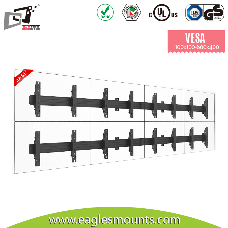 New Arrival Adjustable Hotable 55 Inch TV Mounting Rackets