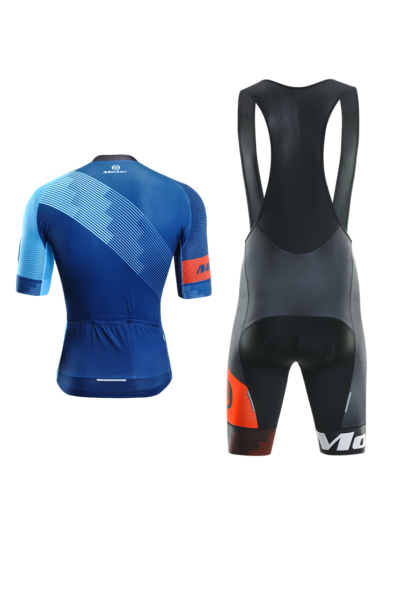 China Custom Men 2017 Pro Teams Cycling Jersey With High Quality