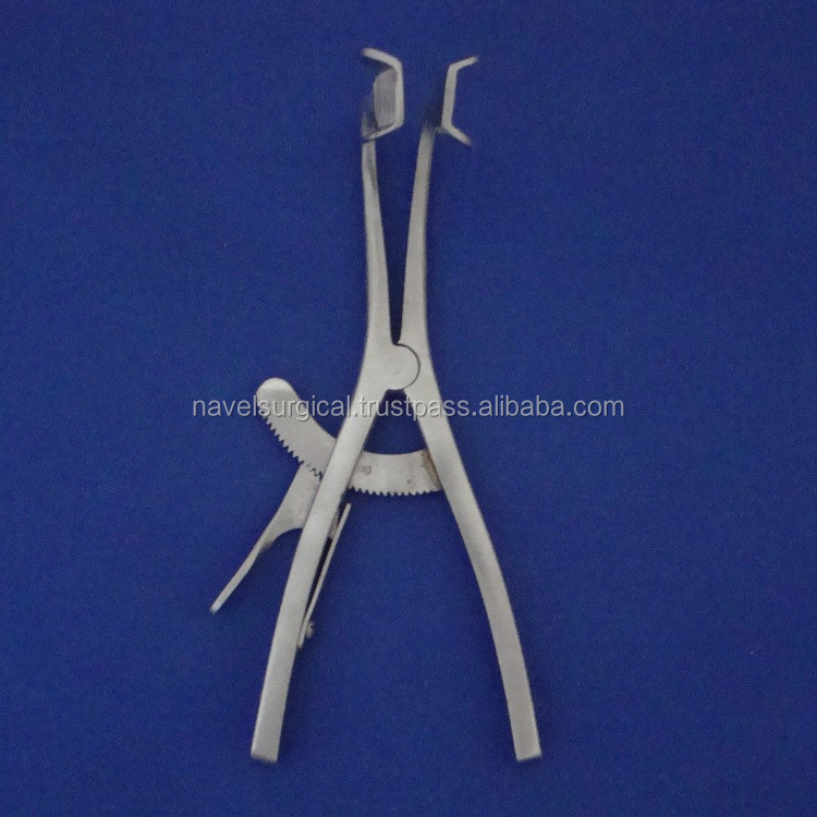 MAK Mouth Gag Denhart 12cm Fine Quality Surgical Instruments Stainless Steel