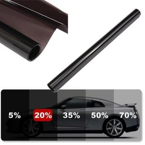 Static Cling Solar Film For Car - VLT15%