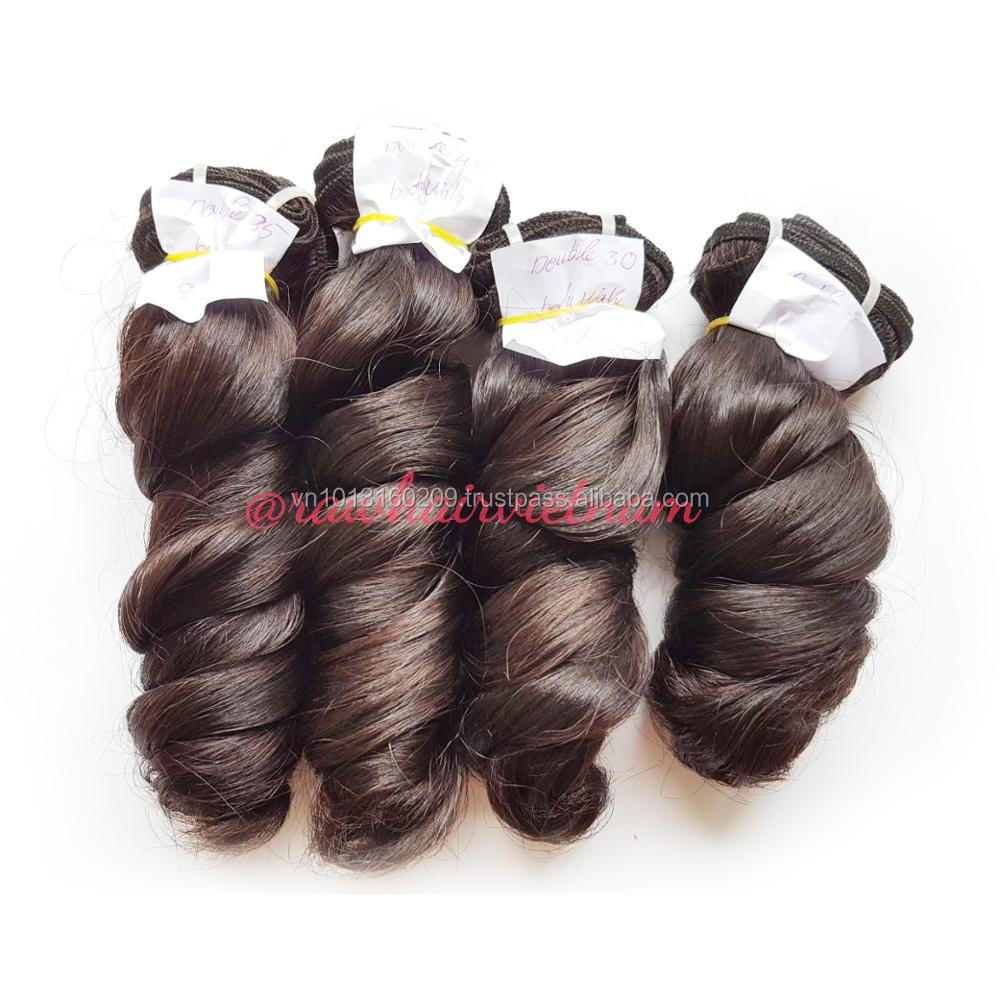 Jazz Wave Human Hair Extensions Jazz Wave Human Hair Extensions Two