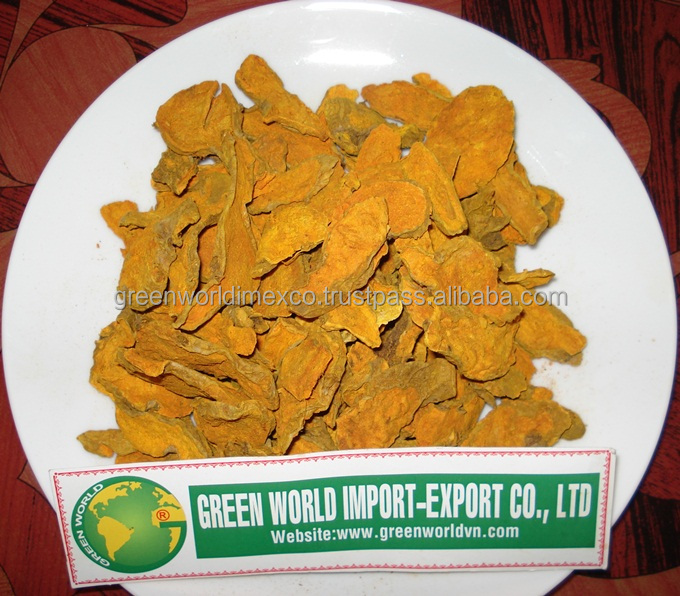 BEST PRICE AND GOOD QUALITY OF DRIED SLICE TURMERIC