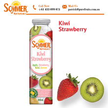 Kiwi Strawberry Juice - No Added Color or Preservatives