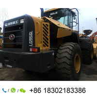 Wheel Loader LG956L 5T wheel loader for Stone construction