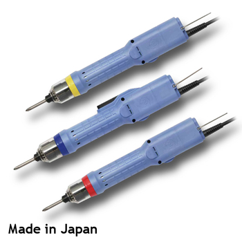 Nitto Kohki Electric Screwdrivers DELVO A series