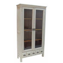Best Selling Wood Living Room Cabinet White Color Furniture