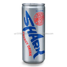 we Sell Shark Energy Drink(Carbonated) 250ml