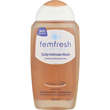 Femfresh Soap Free Daily Intimate Wash 250ml Everyday Care