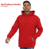 High Grade Latest Font Pullover Canada Hoodie in Red Color