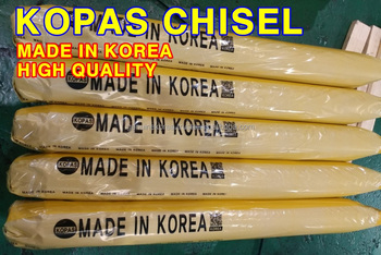 HIGH QUALITY KOPAS CHISEL (MADE IN KOREA) SB121, HB20G etc.
