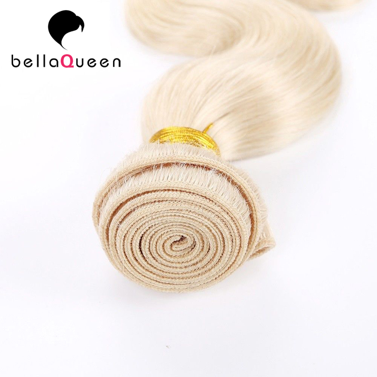 European hair wholesale, blond human hair extention
