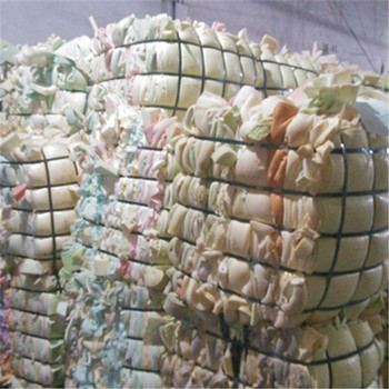 scrap waste foam/sponge, recycled PU foam/sponge, less skin high density, clean and dry