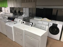 Major Appliances 65-95 pieces for $5,500! FULL CONTAINER / TRUCKLOAD