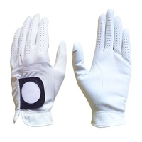 Top Quality Indonesia Golf Glove Full Cabretta Leather